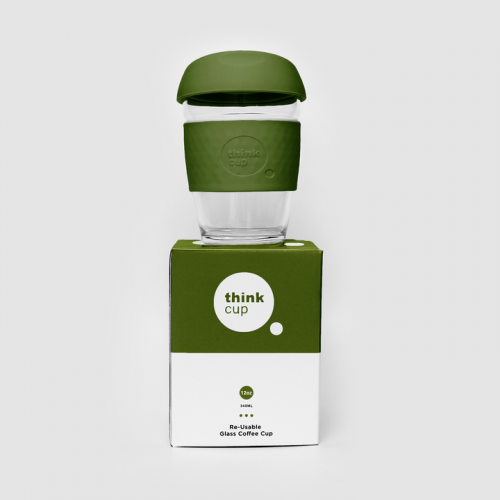 Think Cup 340ml Moss