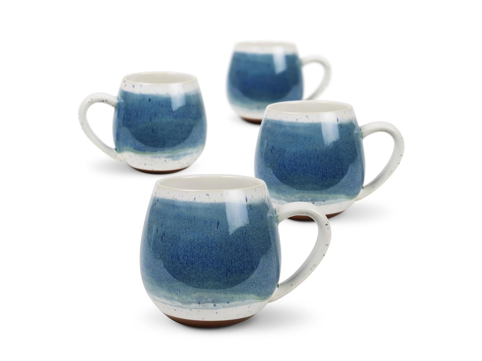 Hug Mugs Mediterranean Blue