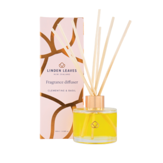 Clementine & Basil Diffuser
