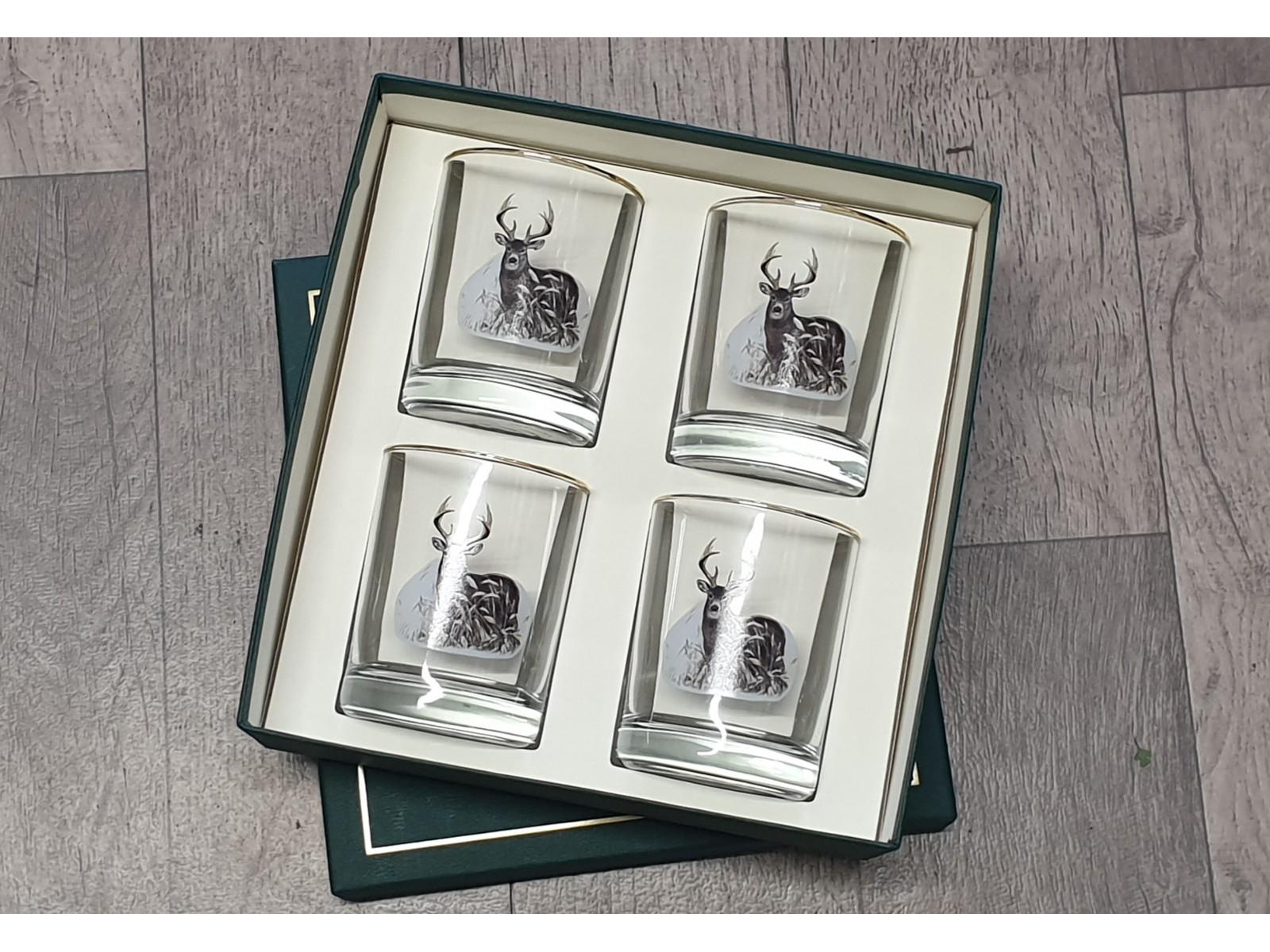 Deer Glass Set