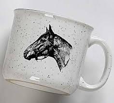 Seabiscuit Lodge Mug