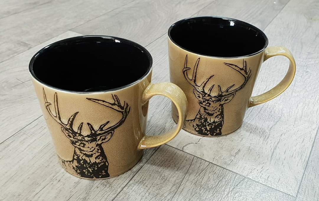 Woodlands Mug Single