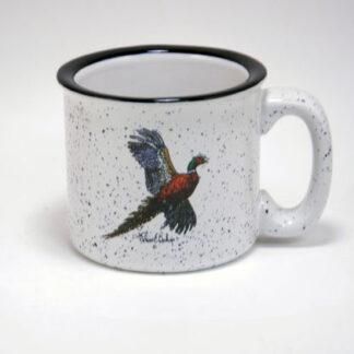 Game Birds Lodge Mug