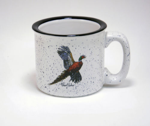 Game Birds Lodge Mug