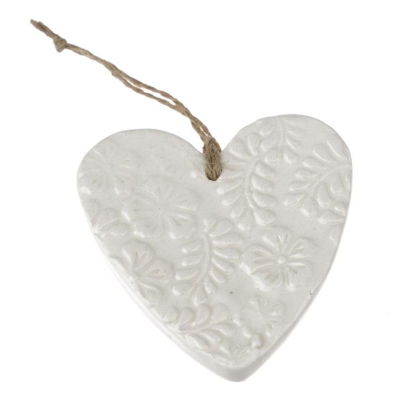 Ceramic Heart Large