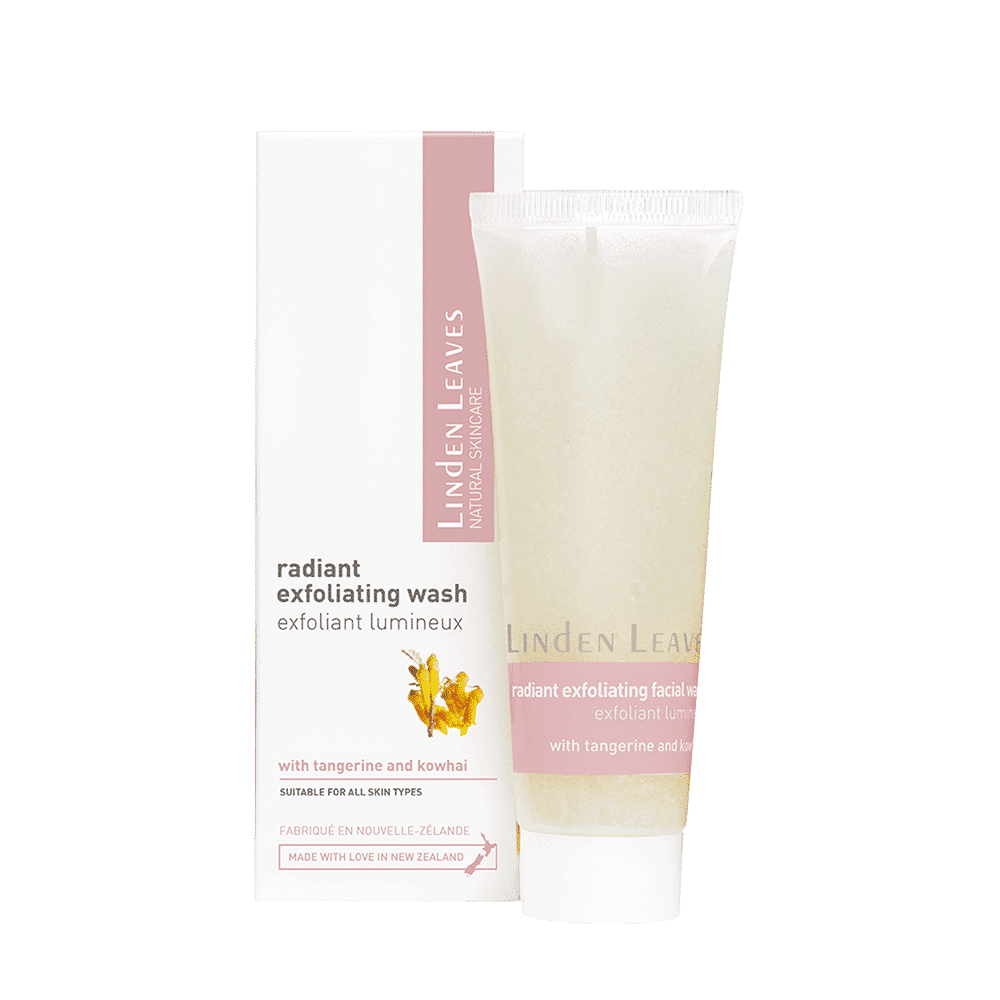 Radiant Exfoliating Wash