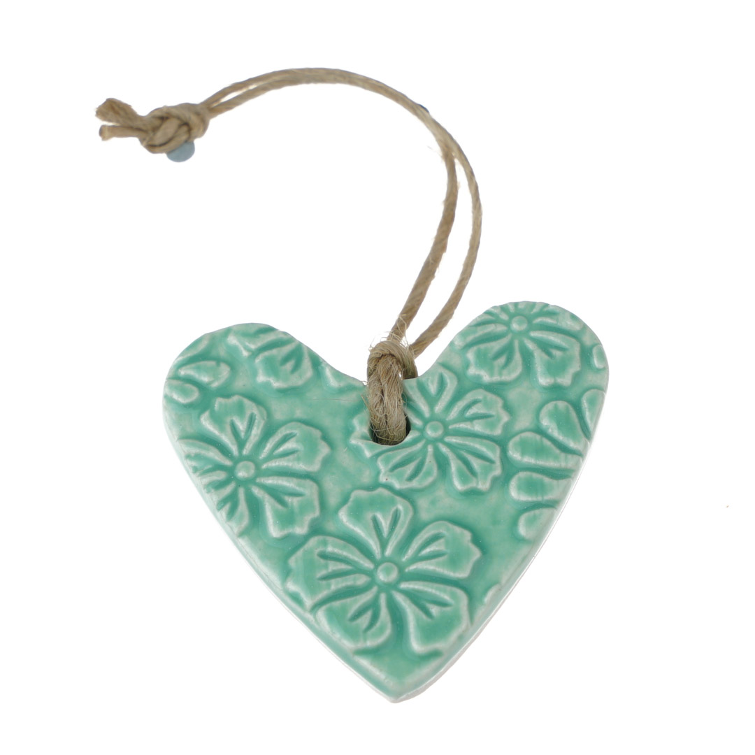 Ceramic Heart Small
